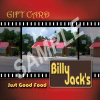 Billy Jacks Restaurant: GiftCard.jpg