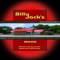 Billy Jacks Restaurant: MenuCoverWeb.jpg