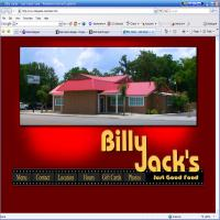 Billy Jacks Web Site